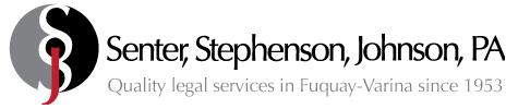 Senter, Stephenson, and Johnson, PA. - Fuquay-Varina Legal Services