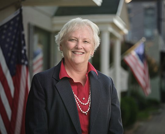 Linda F. Johnson, Managing Attorney